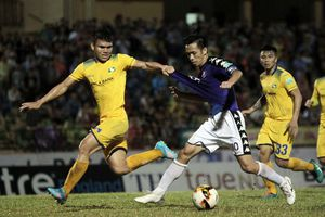 CLB Hà Nội hoặc SLNA sẽ lập kỷ lục mới tại V.League?