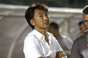 HLV Miura quyết trụ hạng vì danh dự của CLB TP.HCM