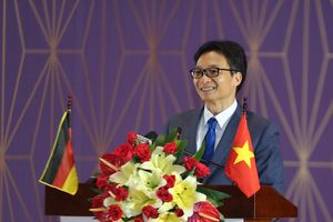 Thành công của ĐH Việt Đức là những phát minh, sáng chế, DN Start-up