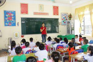 99,9% các trường học ở Nghệ An áp dụng chương trình tiếng Việt công nghệ lớp 1