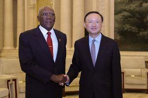 Cuba và Trung Quốc tăng cường quan hệ hữu nghị trong nhiều lĩnh vực