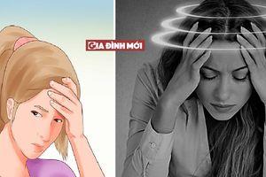 Cách giảm đau đầu chóng mặt không dùng thuốc, ai cũng nên biết phòng thân