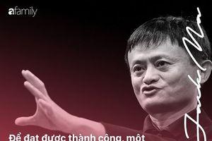 Chuẩn bị 10 năm để rời Alibaba, tỷ phú Jack Ma khởi đầu một 'thời đại mới'