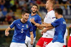 Italia hòa Balan tại UEFA Nations Cup