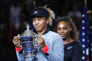Đánh bại Williams, tay vợt 20 tuổi người Nhật Bản vô địch US Open