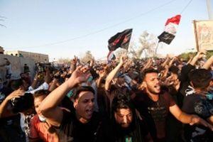 15 người chết, hàng trăm người bị thương trong cuộc biểu tình bạo lực tại Iraq
