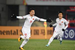 Quang Hải vuột cơ hội thi đấu cùng Xavi