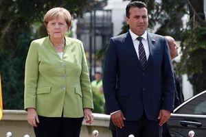 Đức kêu gọi người dân Macedonia tham gia trưng cầu dân ý