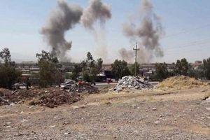 Iran xác nhận phóng 7 tên lửa vào lực lượng người Kurd ở Iraq