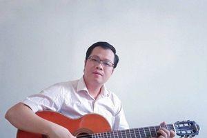 Nhạc sĩ Trần Hùng: Sống là để yêu thương