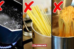 12 mẹo nấu ăn chất lượng mà đầu bếp nhà hàng 5 sao cũng không tiết lộ cho bạn biết