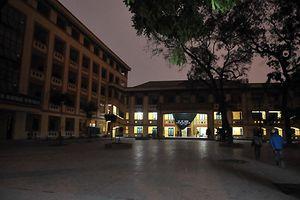 Giáo viên ở Tiền Giang phải trực đêm không lương