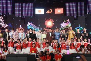 Mãn nhãn cùng đêm Nhạc hội Việt - Nhật 2018