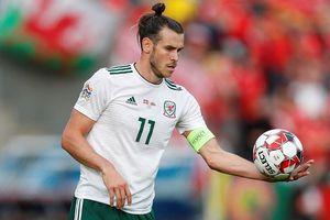 Xứ Wales thua thảm trong ngày ra mắt đội trưởng Bale
