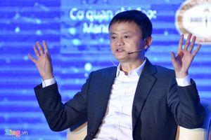 Jack Ma công bố người kế nhiệm và kế hoạch từ chức