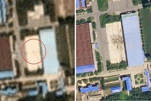 Báo Mỹ: Triều Tiên tháo dỡ hoàn toàn cơ sở lắp ráp tên lửa đạn đạo liên lục địa