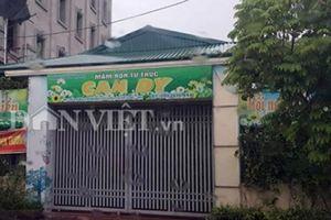 Quảng Ninh: Tạm giữ hình sự bảo vệ trường mầm non nghi dâm ô trẻ em