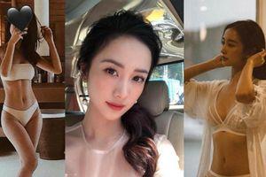 Jun Vũ xinh đẹp, quyến rũ cỡ nào 'gây sốt' cộng đồng mạng Hàn Quốc?