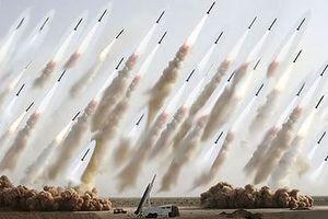 Iran dội 'mưa' tên lửa vào phiến quân người Kurd