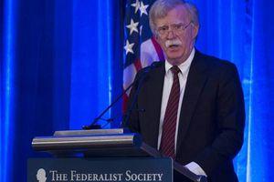 Cố vấn John Bolton: Mỹ 'vẫn chờ đợi' những hành động từ nhà lãnh đạo Triều Tiên