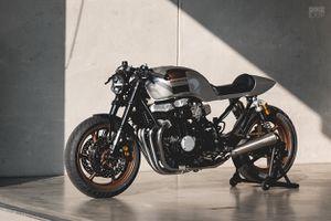 Bản độ Honda Nighthawk 750 từ Kaspeed Moto