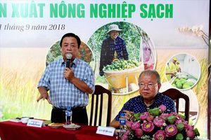 Nông sản không sạch - lỗi không chỉ của nông dân