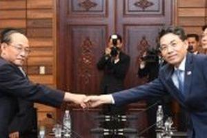Hàn Quốc - Triều Tiên kết nối các tuyến đường sắt