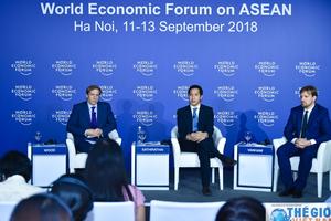 WEF ASEAN 2018: Giới trẻ ASEAN lạc quan về ảnh hưởng của công nghệ với việc làm và thu nhập
