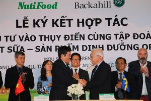 NutiFood ký kết hợp tác mở rộng xuất khẩu sữa, thực phẩm dinh dưỡng organic