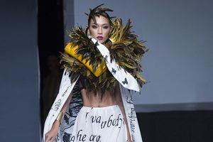 Người mẫu Việt được chọn làm vedette ở Couture Fashion Week New York