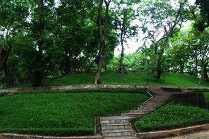 Núi Nùng - sàn catwark ngoài trời đầu tiên của làng thời trang Việt