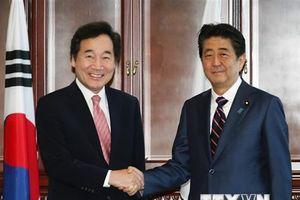 Hàn Quốc cam kết hợp tác chặt chẽ với Nhật-Mỹ về vấn đề Triều Tiên