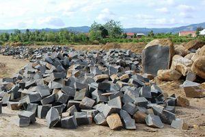 Gia Lai: Vẫn 'nóng' khai thác khoáng sản trái phép