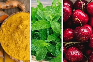 Giảm đau bằng những phương thuốc tự nhiên có sẵn trong nhà bếp