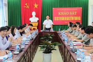 Chỉ thị của Ban Thường vụ Tỉnh ủy về tăng cường sự lãnh đạo của Đảng đối với công tác thi hành án dân sự, hành chính