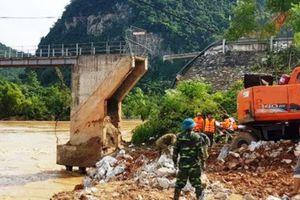 2 đợt mưa lũ, giao thông Nghệ An thiệt hại hơn 300 tỷ đồng