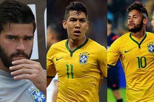 Đội hình 'siêu tấn công' của Brazil trước El Salvador