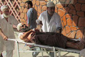 Afghanistan: Đánh bom liều chết tại tỉnh Nangarhar, hàng chục người thương vong