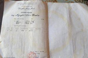 Cần làm rõ vụ cấp sổ đỏ tại Nam Trực (Nam Định)