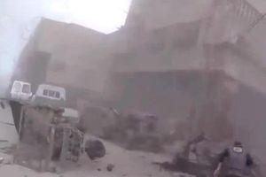 'Kịch bản phim cáo buộc Syria tấn công hóa học đã được dựng'