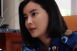 Cao Thái Hà kể chuyện kiệt sức, bị sốt khi quay 'Hậu duệ mặt trời'
