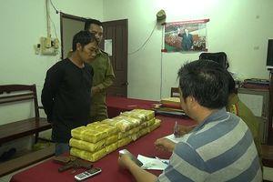 Phá chuyên án vận chuyển ma túy xuyên quốc gia lớn nhất Quảng Trị