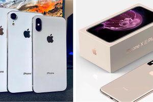 Giá bán iPhone 2018 sẽ bằng với thế hệ iPhone 2017