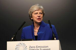 Nhóm nghị sĩ Anh tính lật đổ Thủ tướng Theresa May