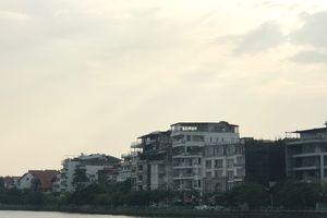 Phường Quảng An (Tây Hồ, Hà Nội): Người dân khốn khổ vì sửa nhà