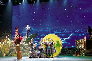 'Mỵ' mở màn Nam An show tại Nhà hát Lớn