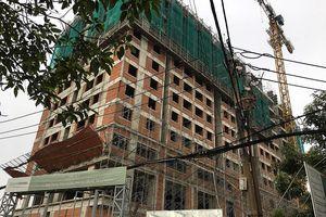 TP.HCM: Sập giàn giáo ở công trình Saigon Homes, hai công nhân tử nạn