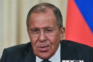 Nga hài lòng về kênh liên lạc với Mỹ liên quan tới Syria