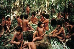 Kinh hãi trước hủ tục ăn tro người chết của bộ lạc ở Amazon