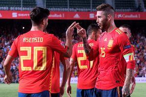 Tây Ban Nha hạ gục đương kim Á quân World Cup 2018